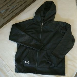 Zip up Under Armour Sweat Shirt